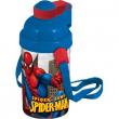 Borraccia Spiderman con tracolla