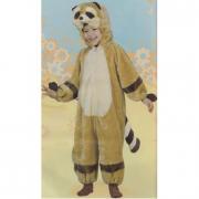 Costume Animaletto del Bosco 2/3 e 3/4 anni