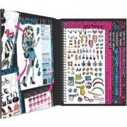 Monster High Album moda 700 stickers