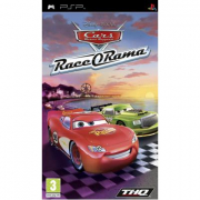 Cars: Race Of Rama PsP