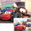 """Puzzle """"Cars - Andando in giro"""" 2x20 pezzi"""