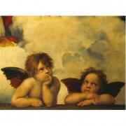 Raffaello Sanzio - Cherubini 1000 pezzi