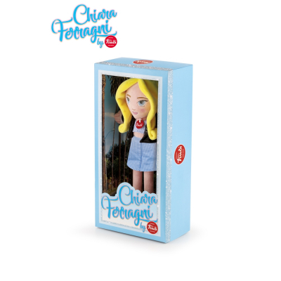 Bambola in pezza Chiara Ferragni Trudi