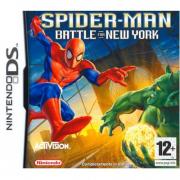 Spiderman Battle For New York Ds