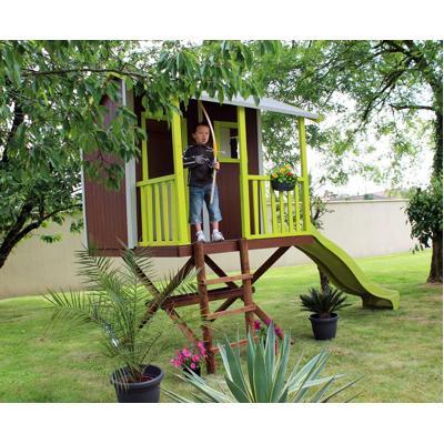 Casetta in legno Jungle CL1385