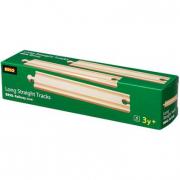 Binari legno dritti Brio