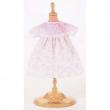 Vestito bianco a fiori rosa Corolle cm. 30