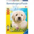 """Puzzle """"Cucciolo"""" XXL 100 pezzi"""