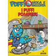 """Libretto """"Puffi - I Puffi Pompieri"""""""