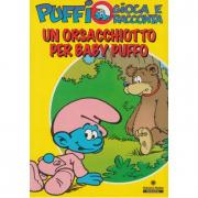 """Libretto """"Puffi - Un Orsacchiotto per Baby Puffo"""""""