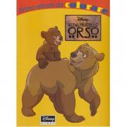 Album da colorare - Koda Fratello Orso