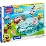 Megabloks Spongebob Boatmobile di Soccorso Invisibile