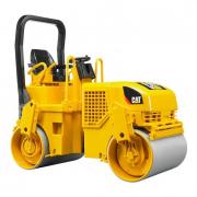 Bruder 02433 - Rullo Cat Compressore