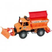 Bruder 02572 - Camion spazzaneve e spargi sale