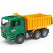 Bruder 02765 - Camion carica sabbia