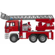 Bruder 02771 - Camion dei pompieri luci