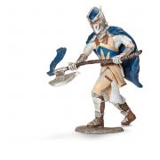Cavaliere del Grifone con ascia da guerra
