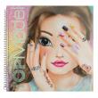 Top Model Album Hand Design Top Model