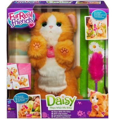 Hasbro A2003 Fur Real Daisy La Gattina