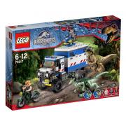 75917 Lego Jurassic world l'attacco dei raptor