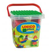Unico Plus Secchiello costruzioni 50 pezzi