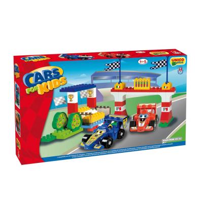Autodromo auto F1 Unico plus