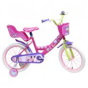 "Bicicletta bambina Minnie Disney 14"""