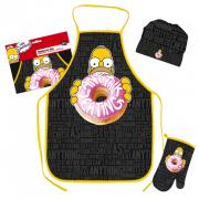 Set Barbecue Homer Simpson