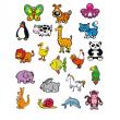 Magneti Animali 20 pezzi