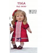 Bambola Tina profumata cm. 45