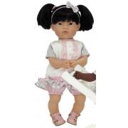 Bambola Tai asiatica profumata cm. 45