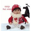Bambola Tito tricot