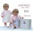 Bambola Andrea cm. 63