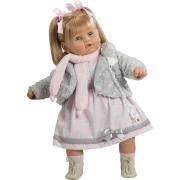Baby Dulzona Llorona Chaleco Gris