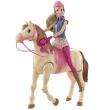 Barbie e tawny salta a cavallo CMP27