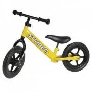 Bici strider giallo senza pedali