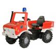 036639 Unimog RollyFire a pedali vigili del fuoco Rolly Toys
