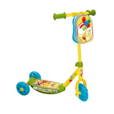 Monopattino 3 ruote Winnie Pooh