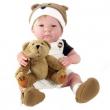 Bambola Baby Bear cm. 46 Berenguer