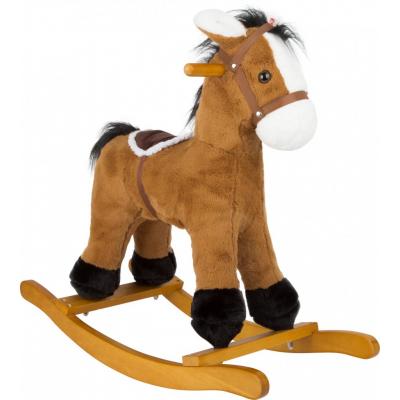 Cavallo a dondolo con sella