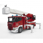 Bruder 03590 - Camion Scania Vigili del fuoco