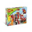 """5601 Lego Duplo Ville """" Nuova Caserma dei Pompieri"""" da 2/5 anni"""