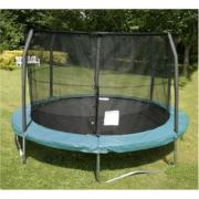 Trampolino elastico combo 8 ft 240 cm diametro