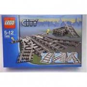 """7895 Lego City """"Set scambi per la ferrovia """" 5-12 anni"""