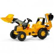 813001 Cat con ruspa e scavatrice Rolly Toys