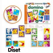 Domino Animali e Punti Diset