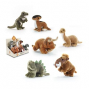 Dinosauri assortiti peluche cm. 23