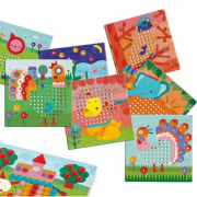 Chiodini mosaico Djeco