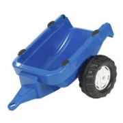 Rimorchio RollyKid Trailer Blu Rolly Toys