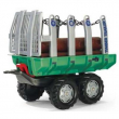 Rimorchio RollyTimber Trailer Rolly Toys